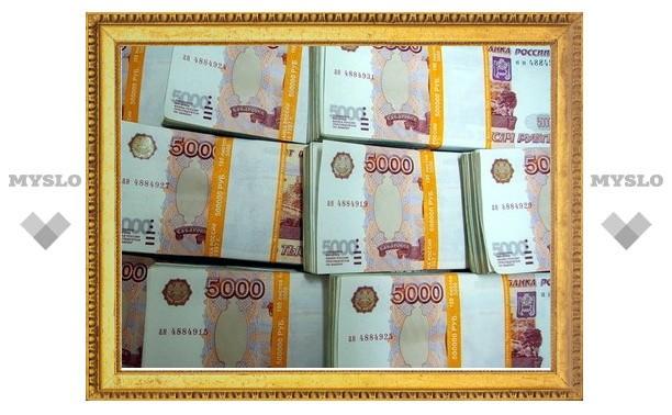 Тульская область выделила почти 150 миллионов на борьбу с ЧС