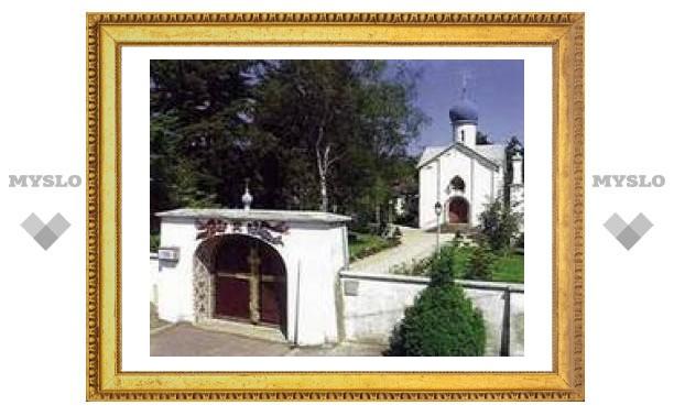 Патриарх отслужил панихиду на кладбище в Сент-Женевьев-де-Буа