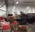 Россельхознадзор обнаружил на тульском складе 13 тонн подозрительных овощей и фруктов