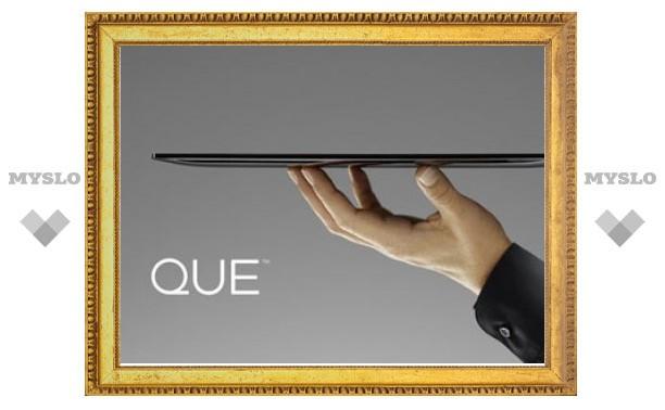 Plastic Logic отменила разработку бизнес-читалки Que