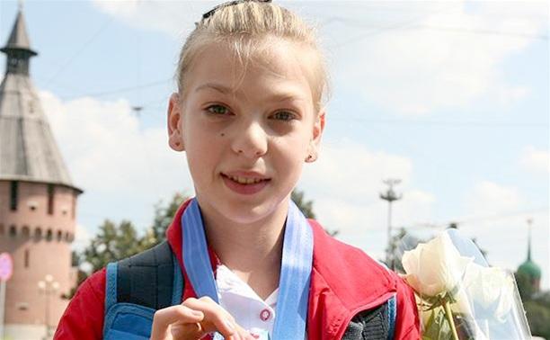 Новомосковская гимнастка завоевала золото первенства страны