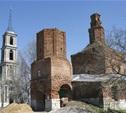 Колокольню Никольского собора в Веневе отреставрируют