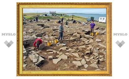 """Археологи нашли в Шотландии неолитический """"собор"""""""