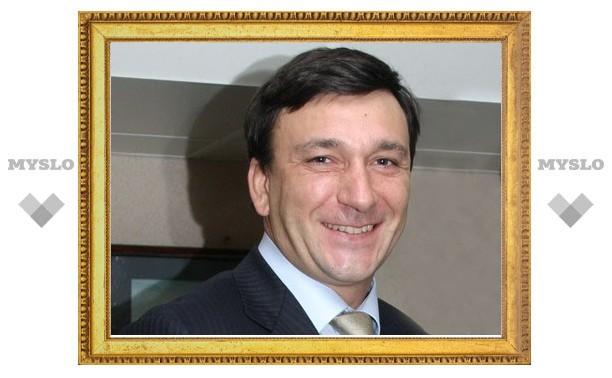Владимир Афонский будет курировать вопросы собственности в Госдуме