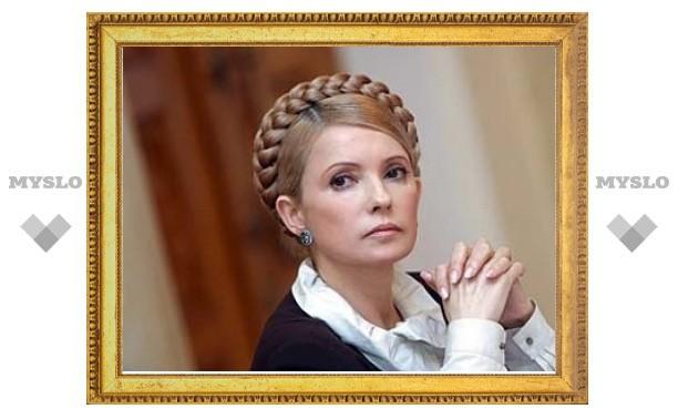 """Тимошенко назвала главу """"пятой колонны"""" Москвы"""
