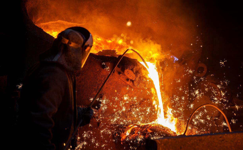 Промышленно-металлургический холдинг увеличил выпуск чугуна и кокса по итогам 2020 года