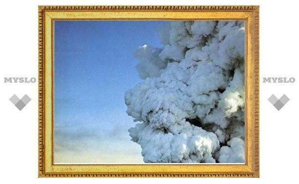 Вулканический пепел покинет Россию к вечеру четверга