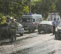 В Туле на Щекинском шоссе произошло серьезное ДТП