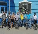 Туляки приняли участие в акции «На работу на велосипеде»