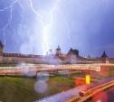 Погода в Туле 23 мая: жара и гроза