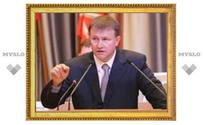 Тульский губернатор отчитался перед сенаторами
