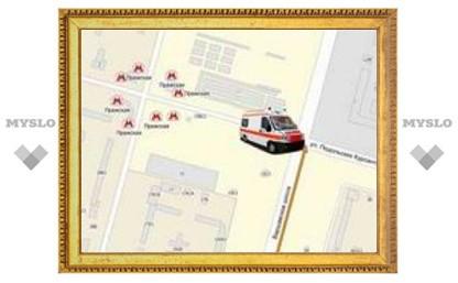 В ДТП с маршрутным такси на юге Москвы пострадали семь человек