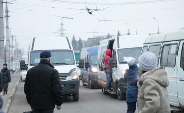 Тульская Госавтоинспекция объявила войну автобусам-нарушителям