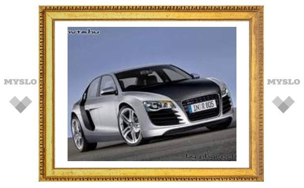 Audi готовит модель R4