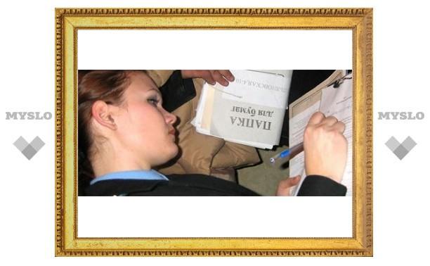 Под Тулой пристава наказали за подлог