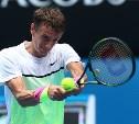 Тульский теннисист Андрей Кузнецов проиграл в 1/8 Australian Open