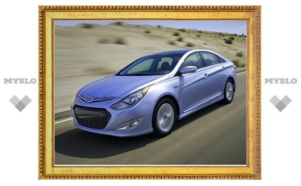 Hyundai улучшит экономичность своих моделей в полтора раза
