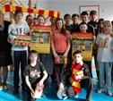 Футболисты «Арсенала» пришли в гости к воспитанникам интерната