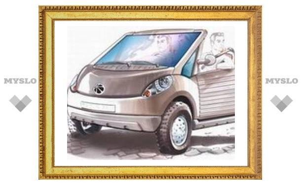 Tata готовит к выпуску суперэкологичные автомобили с мотором на сжиженном воздухе