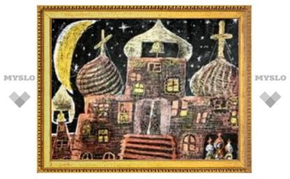 В России будут строить православные храмы по эскизам детей