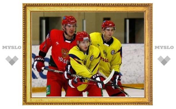 Молодежная сборная России по хоккею разгромила США