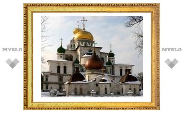 Судебные приставы восстановят мужской монастырь