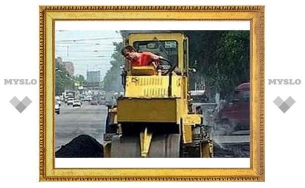 В России станут строить меньше дорог