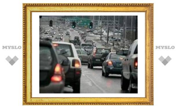 Пропускную способность московских дорог нужно увеличить в 5 раз
