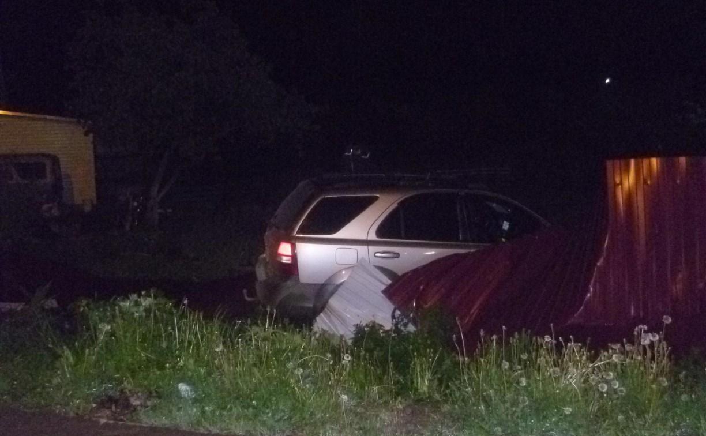 За выходные на тульских дорогах в ДТП пострадали четверо детей