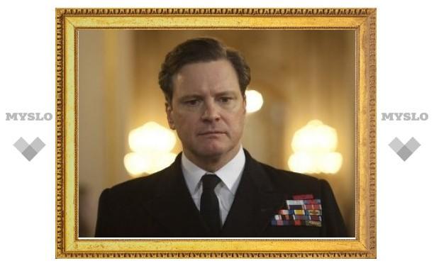 Колин Ферт получил орден Британской империи