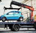 Цены на эвакуацию автомобилей будут зависеть от их массы