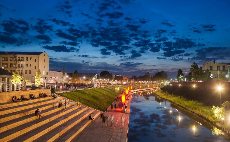 Рейтинг: Блогер Илья Варламов назвал тульскую набережную одной из лучших в России