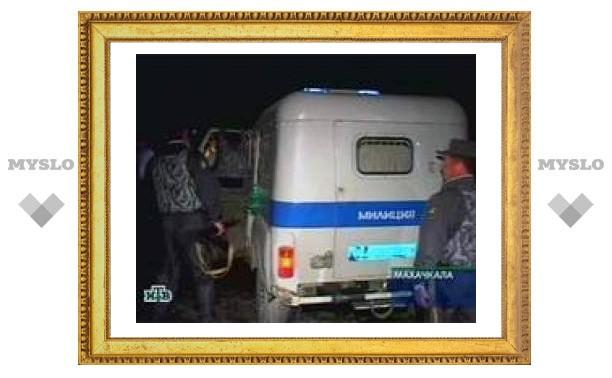 Дагестанский милиционер расстрелян из автомата