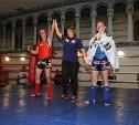 В Туле прошёл турнир по тайскому боксу