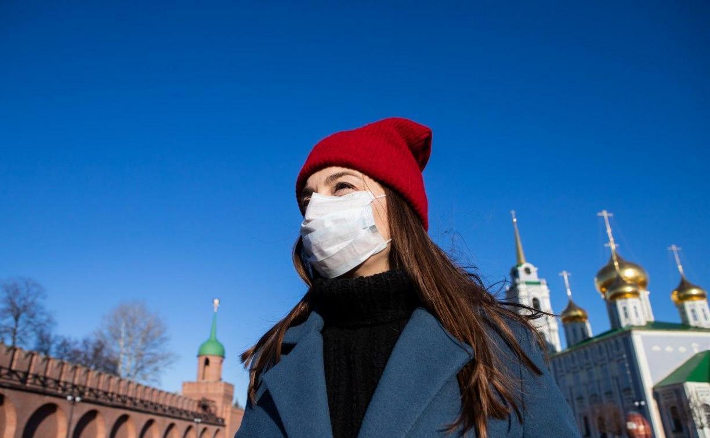 В Тульской области вступили в силу новые ограничения из-за коронавируса