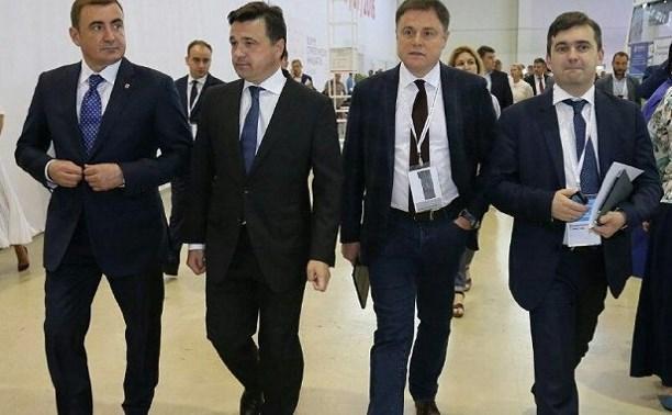 Тульская область в центре внимания форума стратегических инициатив