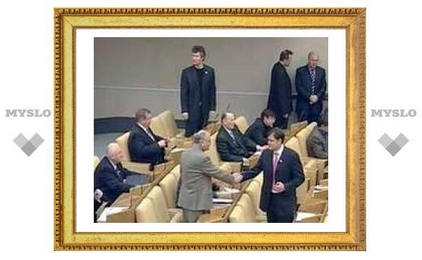 Депутаты Тульской гордумы назначат публичные слушания