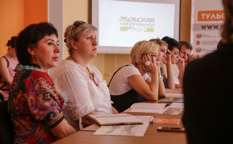 Тульские предприниматели обсудили проект «Тульская набережная»