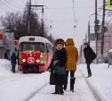 20 и 21 января часы пик на некоторые городские маршруты выпустят дополнительные автобусы и трамваи