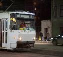 Движение на участке улицы М. Горького в Туле временно ограничат: трамвай изменит маршрут