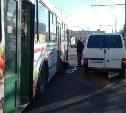 В УГИБДД рассказали подробности о сбитом троллейбусом мальчике
