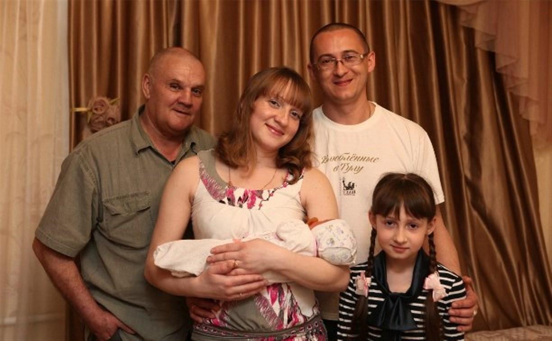 Тулячка Маргарита Стёпина родила ребёнка в такси