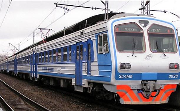 В Тульской области меняется график движения пригородных поездов