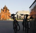 В Тульской области участились кражи велосипедов