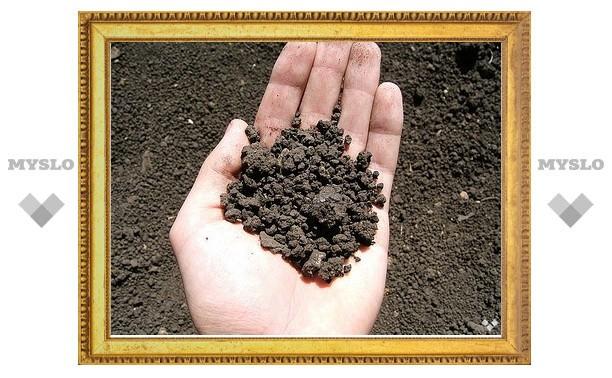 Фермер Щекинского района поделился с государством землей