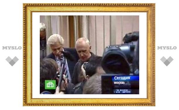 Евгений Адамов осужден на 5,5 лет колонии общего режима