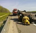 В аварии на М4 пострадали три человека