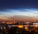 Редкое природное явление: Над Тулой замечены серебристые облака