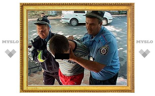 В Алексине повязали автоугонщика