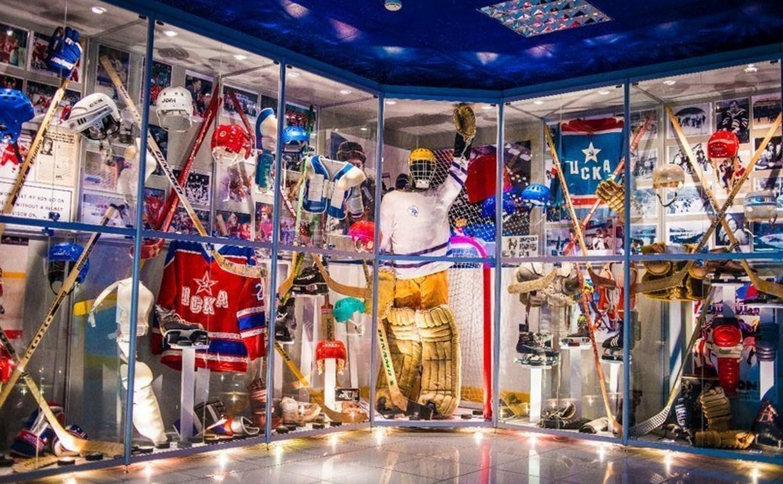 В Новомосковске откроется Музей хоккея